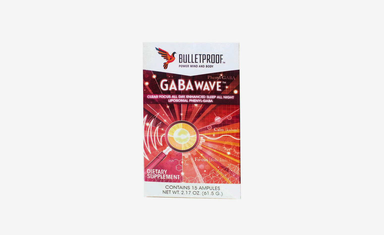 GABAwave Review - Terrible Tasting But Pretty Effective