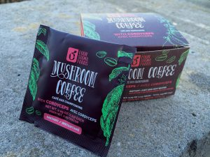 Review of Mushroom Coffee Cordyceps, a Four Sigmatic product